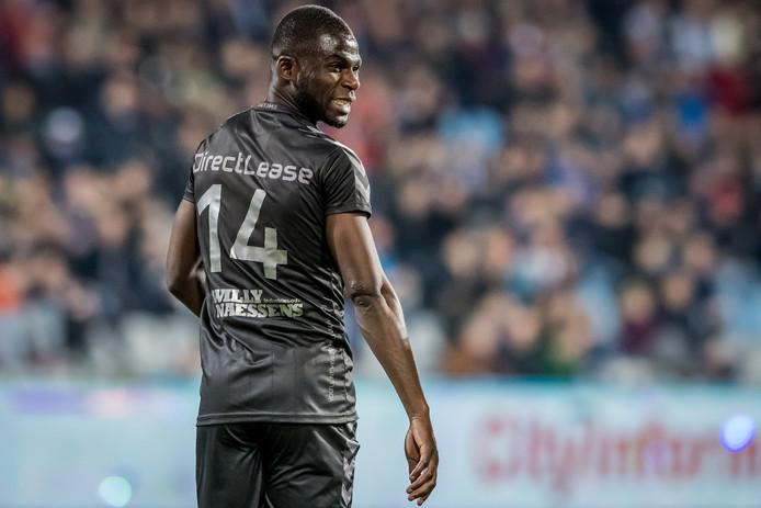 RKC Waalwijk moet Fred Benson tegen Almere City wegens een liesblessure missen.