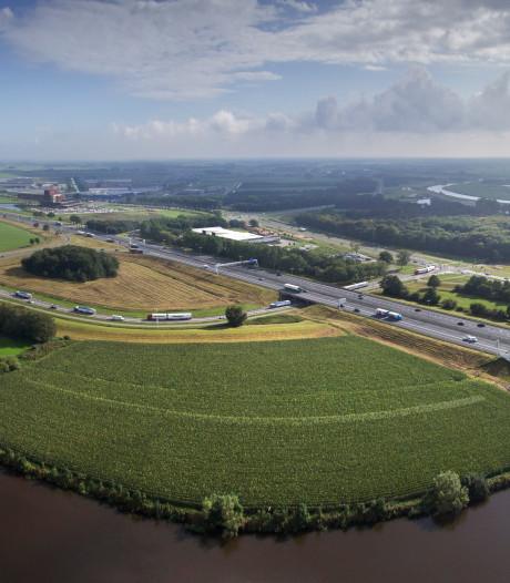 Prijsvraag voor kunstwerk aan de 'Poort van het Vechtdal en Zwolle'