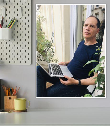 Simon Kuper werkt al 22 jaar thuis: 'Een kantoor is een onmenselijke plek'