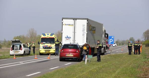 Zwollenaar komt om bij verkeersongeval in Wijhe.