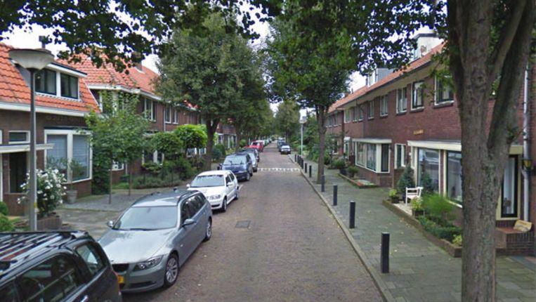 De Koningstraat in Leiderdorp. © STREETVIEW Beeld