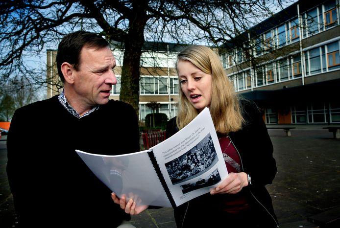Wim Kees Makkenze en Anne Preesman pleiten burgemeester De Zeeuw vrij.