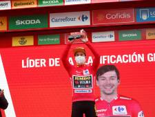 LIVE | Tweede etappe met lastige finale, Roglic in rode trui