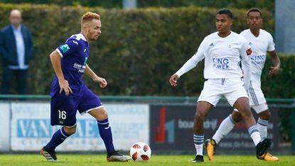 Adrien Trebel doet ritme op bij Anderlecht-beloften, zondag tegen Club?