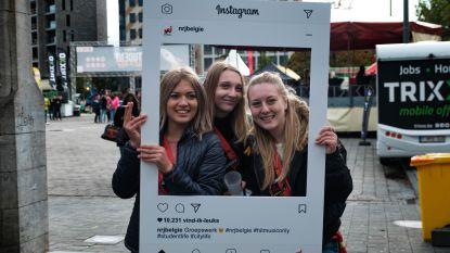 Limburgse studenten trekken academiejaar feestend op gang tijdens Student Take-Off