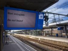 Wisselstoring rond Zutphen verholpen, treinreizigers moeten echter nog steeds rekening houden met uitval