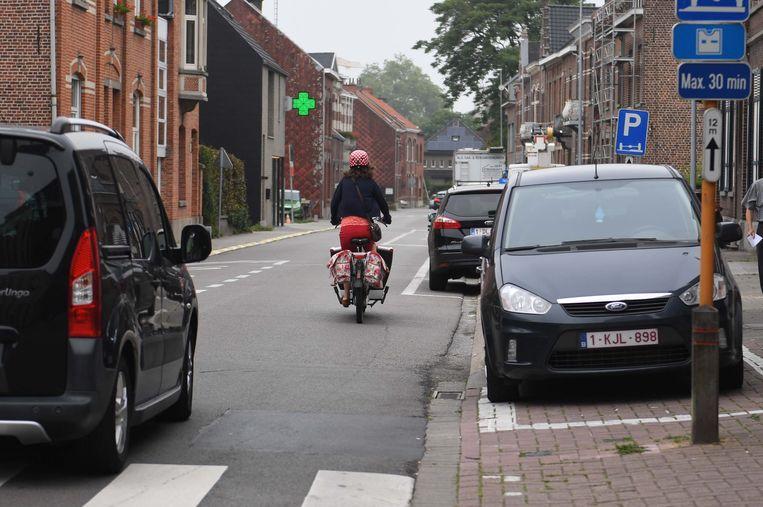sp.a Herent pleit voor een betere fietsinfrastructuur in Herent om het aantal wagens in de gemeente te verminderen.