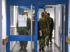 20 militairen werkzaam in het MST om tekort op te vangen