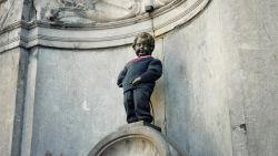 Manneken Pis plaste jarenlang 1.500 liter drinkwater in de riool