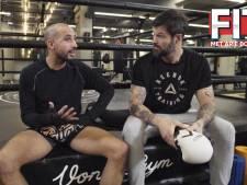 The Opposites-Willy na depressie: 'Kickboksen is eigenlijk het hele leven'