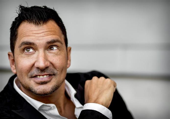 Portret van Guido Weijers