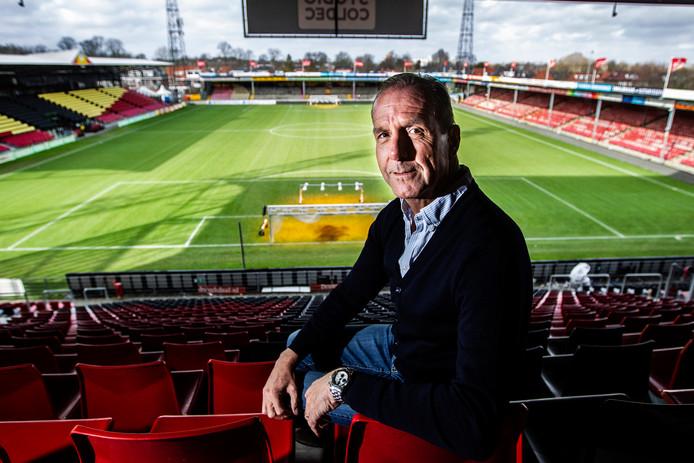 Jan Willem van Dop, algemeen directeur van Go Ahead Eagles.