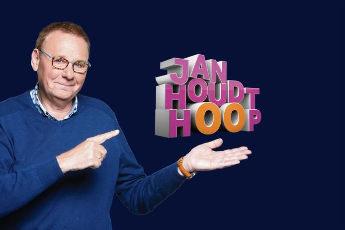 Jan de Hoop krijgt een eigen tv show genaamd 'Jan houdt Hoop'.