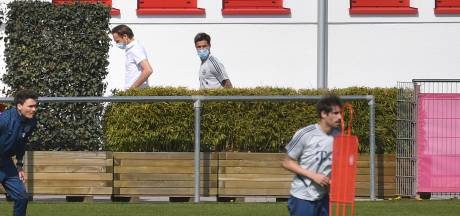 'Bundesligaclubs volop in training dankzij vele coronatesten'