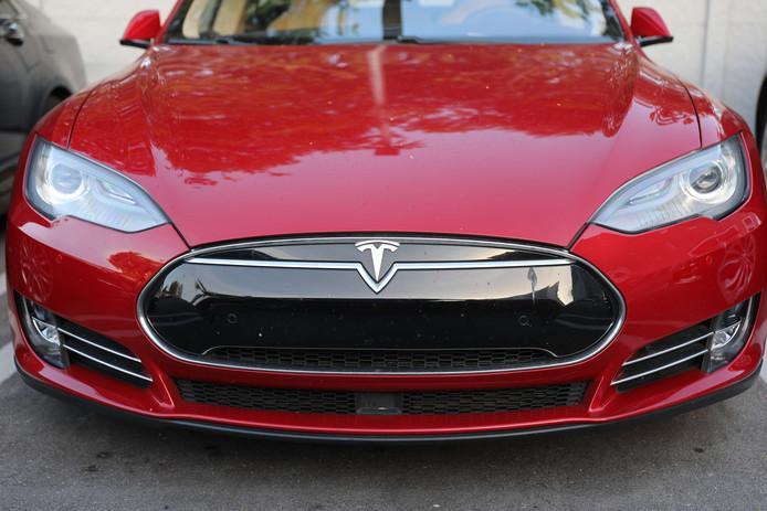Een Tesla Model 3