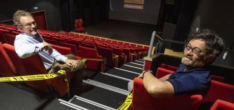 Filmhuis Borne hoopt dat ouderen blijven komen: 'Er is afstand en de ventilatie werkt goed'