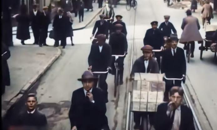 Amsterdam in 1922.