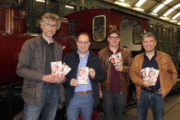 Donderdag werden de nieuwe brochure en het boek van Toerisme Meetjesland voorgesteld. De film komt later.