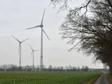 Nordhorn wil geen Dinkellandse windmolens bij de grens, omdat het zo in 1824 is afgesproken