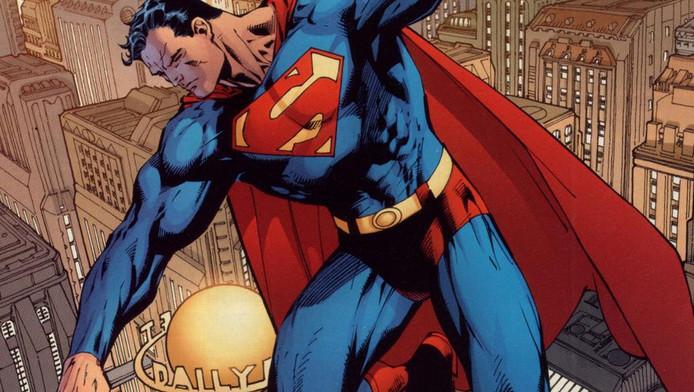 Superman zoals we hem kennen: met rode slip.