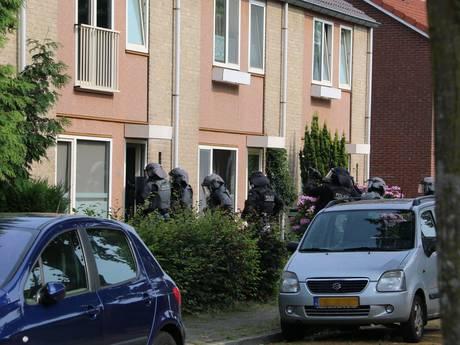 Vier mannen opgepakt in Grave na gewapende overval in Schijndel
