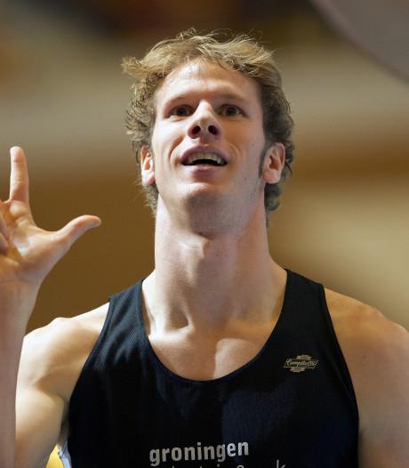 Zesvoudig Nederlands kampioen 800 meter moet NK en WK overslaan wegens blessure