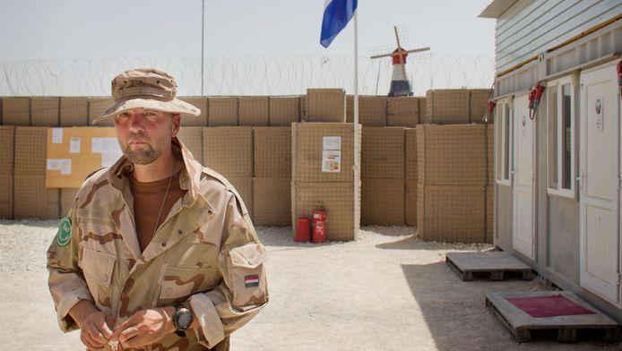 Nederlandse militairen in Afghanistan hebben momenteel weinig nuttigs om handen. © ANP