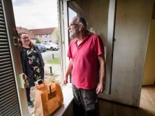 Warme hap en wat welzijn door het open raam van Martin uit Enschede