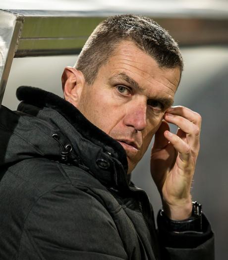 Na afwijzing in de zomer, is Dijkhuizen nu wel trainer van Excelsior