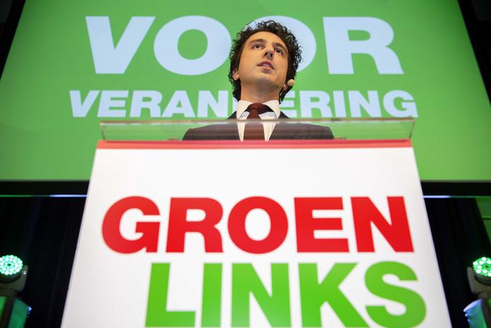 Jesse Klaver van GroenLinks.