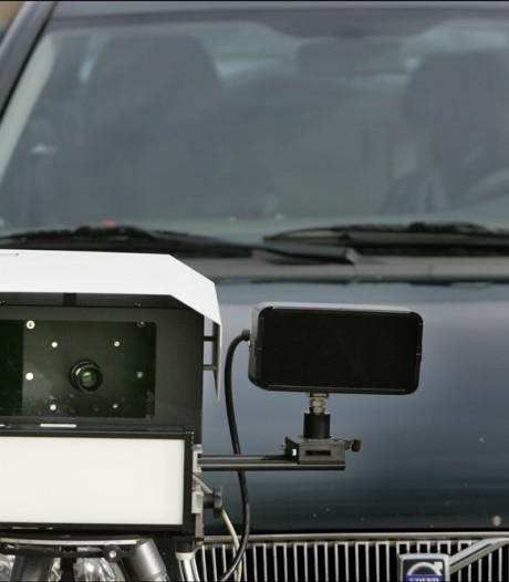 Bijna 250 boetes bij snelheidscontroles op Weurtseweg Nijmegen