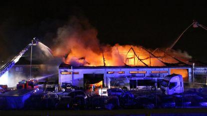 Inferno zet drie gezinnen op straat