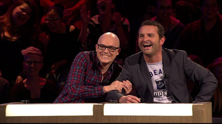 ... en Adriaan Van den Hoof (2015): met Philippe Geubels in de jury was 'De Slimste Mens' nooit saai.