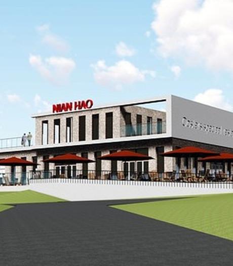 Bouw van groot restaurant bij Tiendenplein in Goes is begonnen