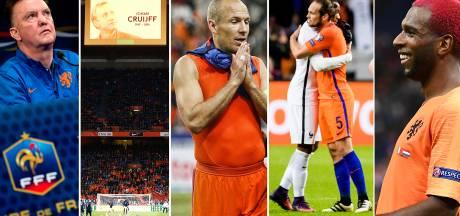 Vijf lessen voor Oranje uit laatste vijf  nederlagen tegen Frankrijk