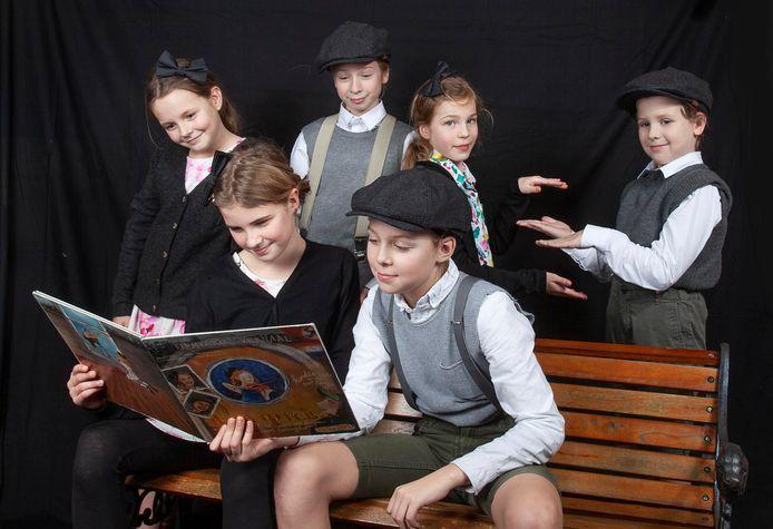Theatervoorstelling 'Ik ga op reis' is één van de activiteiten die de voorbereidingskosten vergoed krijgt.