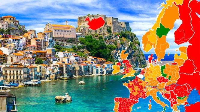 Nog amper groene regio's voor Belgen die op reis willen: je vindt ze alleen nog in deze vijf landen