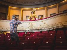 Ode aan de cultuursector met fotoshoot 'Queen of the Theater'
