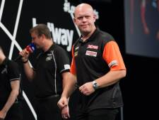 Nederland en Schotland naar finale World Cup of Darts