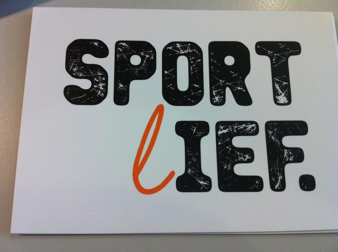 Mixed Hockeyclub Heesch speelt sportiever met speciale kaarten.
