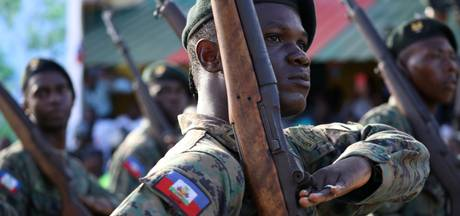 Haïti krijgt na 22 jaar weer een leger