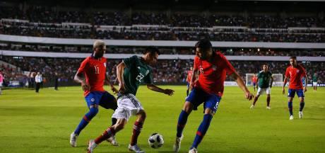 Chili wint oefenduel van Mexico, met Lozano en Gutiérrez