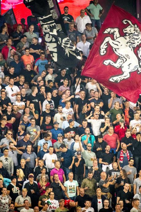 Te weinig kaarten voor supporters FC Twente bij uitwedstrijden