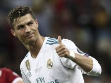 Ronaldo voor zevende keer topscorer CL
