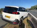 Sylvia Schuman botste met haar auto tegen de vangrail op de A50.