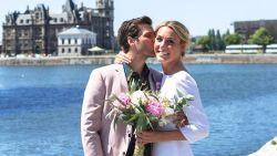 'First Dates'-barman Bram is in het huwelijksbootje gestapt