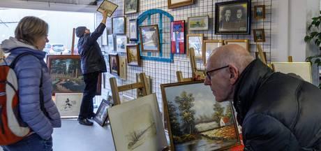 In kringloop Steenwijk op zoek  naar kunstschatten