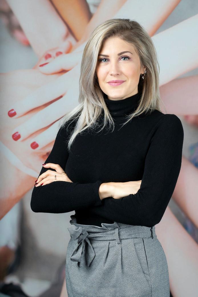 Iris Janssens is accountmanager onderwijs.
