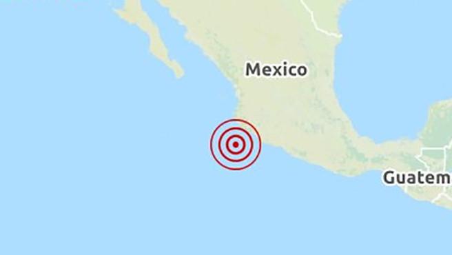 Un puissant séisme de magnitude 6,2 a frappé au large de la côte ouest du Mexique