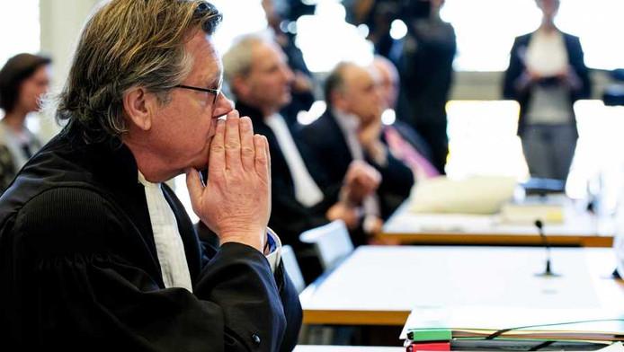 Harro Knijff, advocaat van Joris Demmink.
